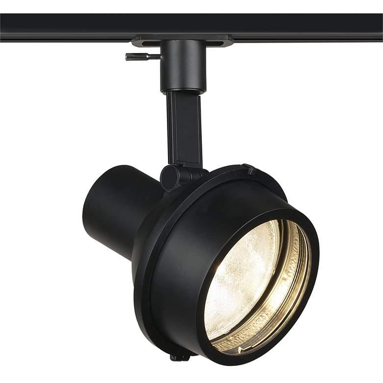 Lightolier Step Spot Black PAR 30 Track Light