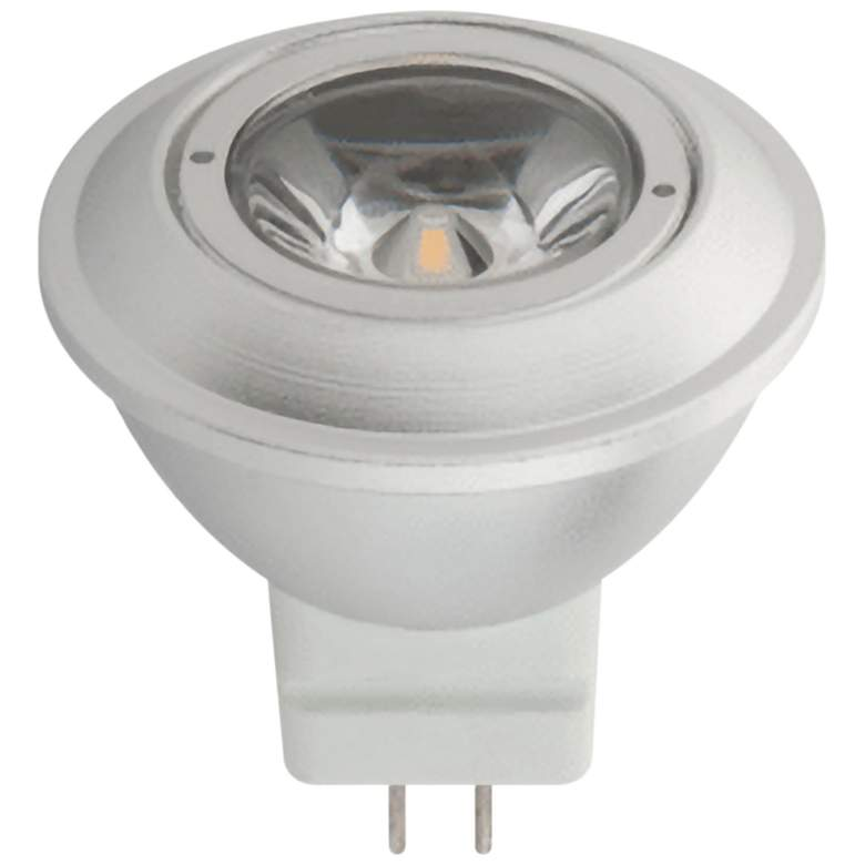 20W Equivalent White 2.5W LED Dimmable 2-Pin MR11