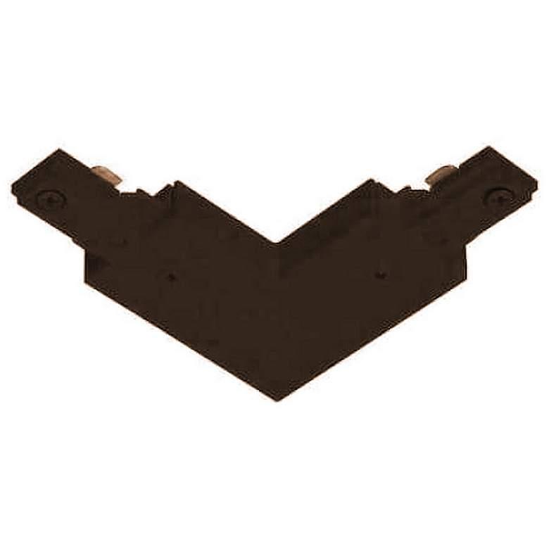 Bronze Adjustable L-Connector Track Joiner