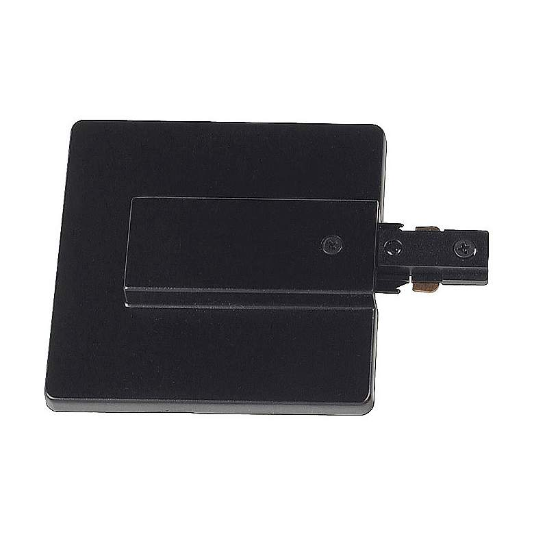 Live End Halo Compatible Connector with Cover in Black