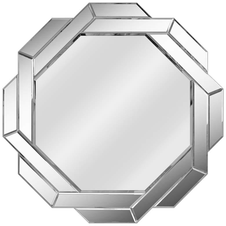"Kenroy Home Junction Glass 33 3/4"" x 33"
