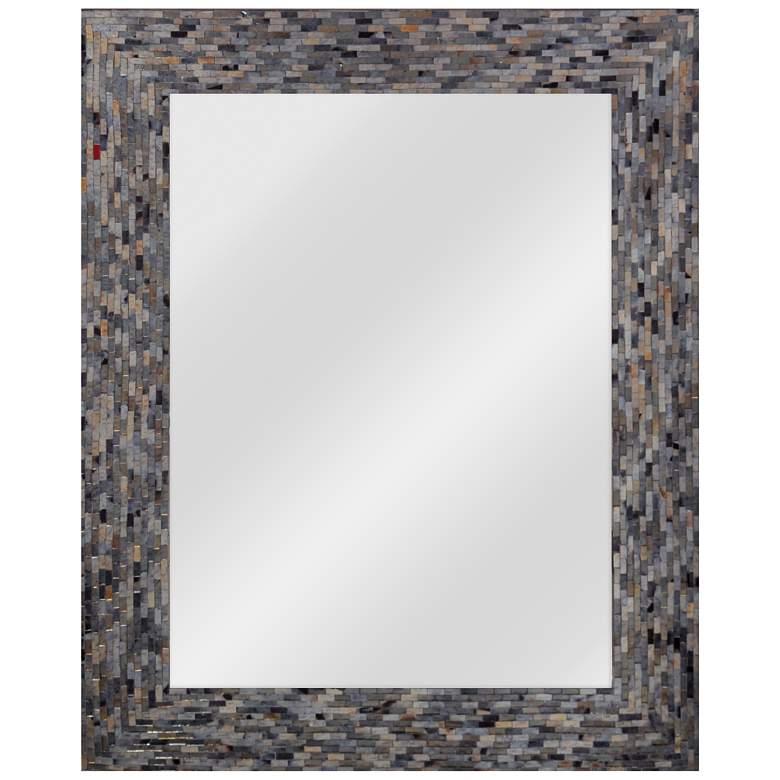 "Kenroy Home Glorious Mixed Glass Mosaic 28"" x"