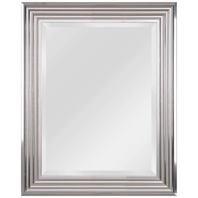 "Kenroy Home Lyonesse Chrome 24"" x 30"" Wall"