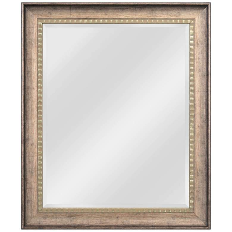 """Kenroy Home Amiens Antiqued Gold 30"""" x 36"""""""