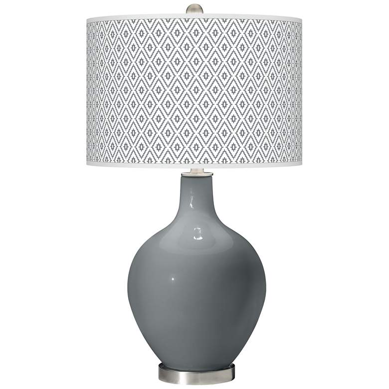 Software Diamonds Ovo Table Lamp