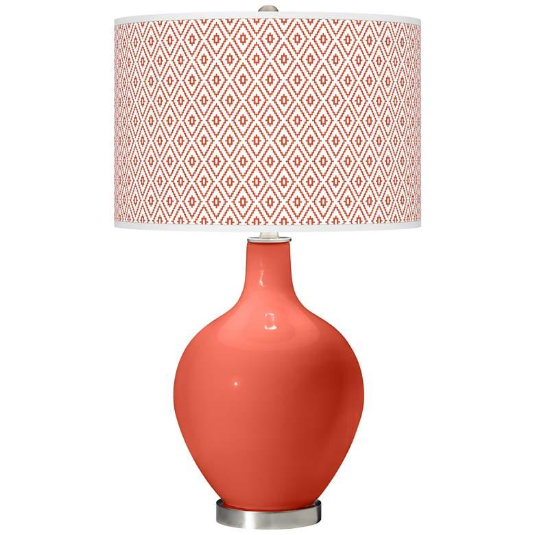 Koi Diamonds Ovo Table Lamp