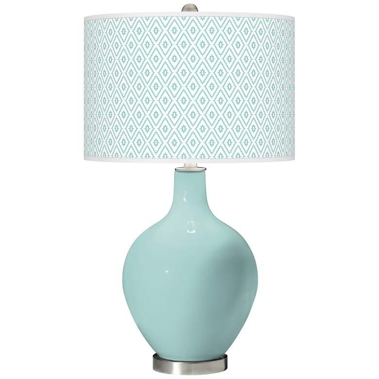 Cay Diamonds Ovo Table Lamp