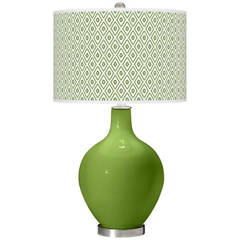 Gecko Diamonds Ovo Table Lamp