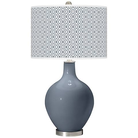 Granite Peak Diamonds Ovo Table Lamp