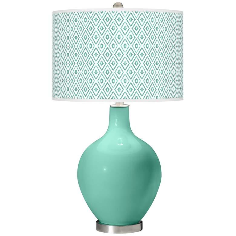Larchmere Diamonds Ovo Table Lamp