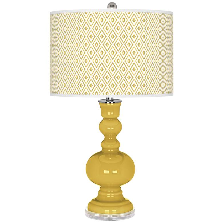 Nugget Diamonds Apothecary Table Lamp
