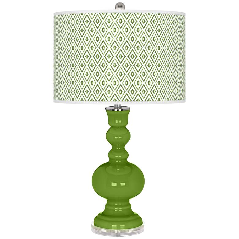 Gecko Diamonds Apothecary Table Lamp