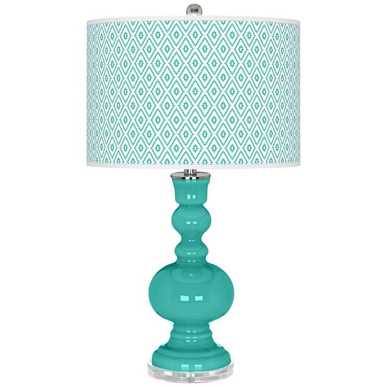 Synergy Diamonds Apothecary Table Lamp