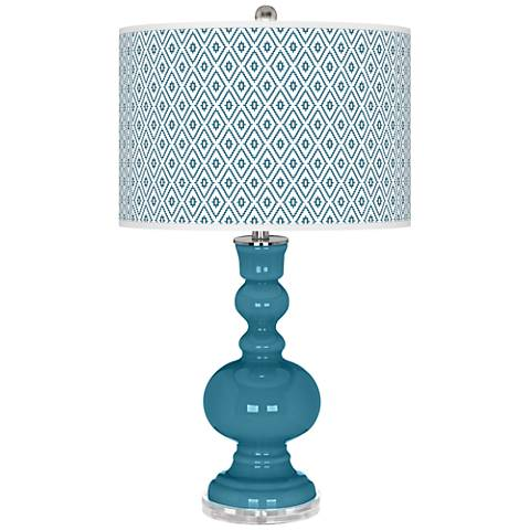 Great Falls Diamonds Apothecary Table Lamp