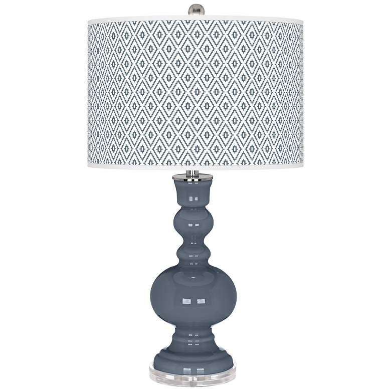 Granite Peak Diamonds Apothecary Table Lamp