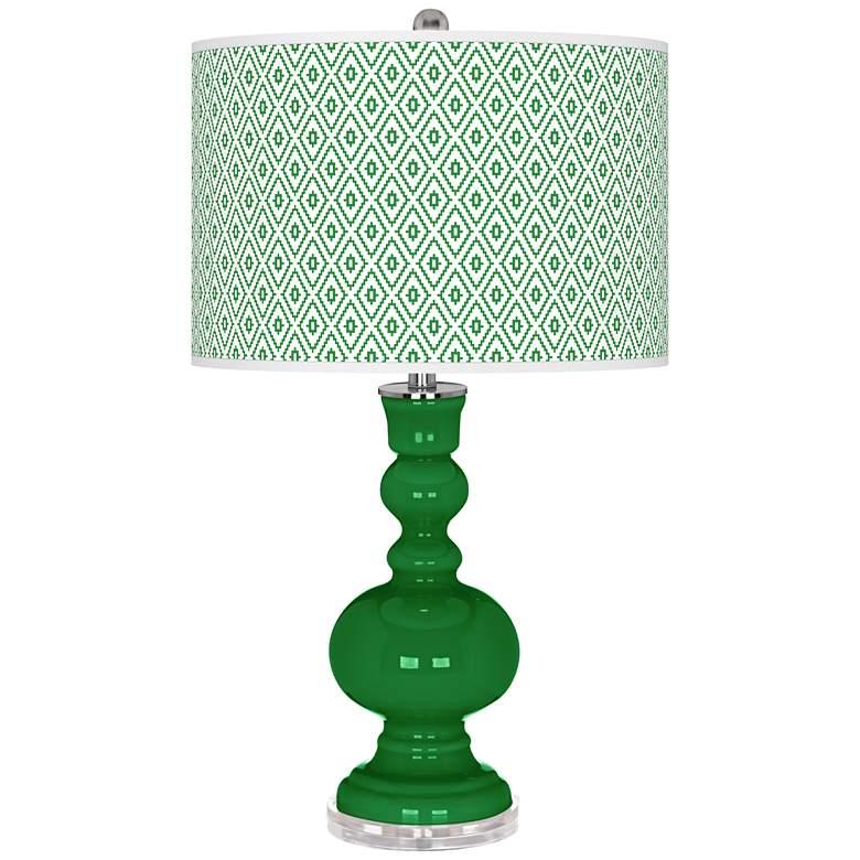 Envy Diamonds Apothecary Table Lamp