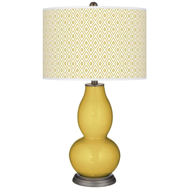 Nugget Diamonds Double Gourd Table Lamp