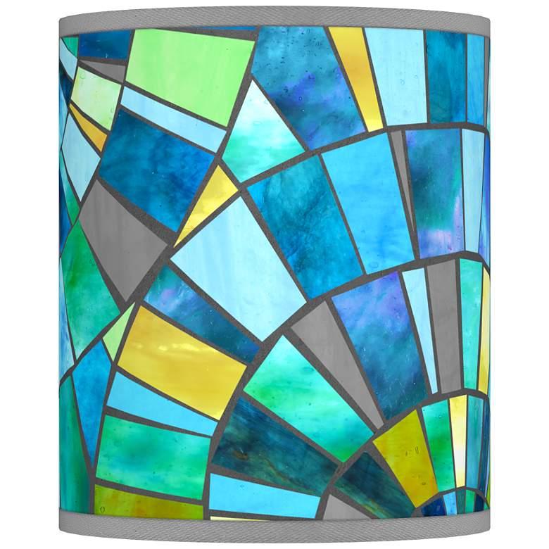 Lagos Mosaic Giclee Shade 10x10x12 (Spider)