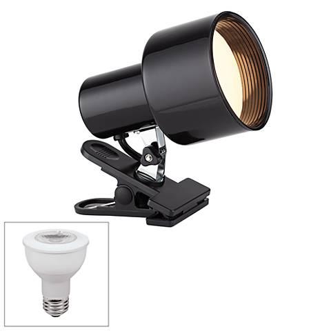 """Black 6"""" High Mini Accent LED Clip Light"""