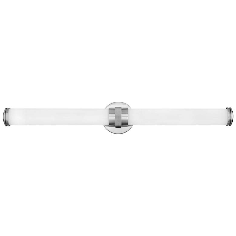 "Hinkley Remi 32 3/4"" Wide Chrome Aluminum LED Bath Light"
