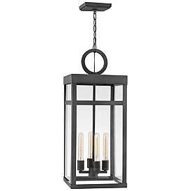 Modern Hanging Lantern Light Fixtures Lamps Plus
