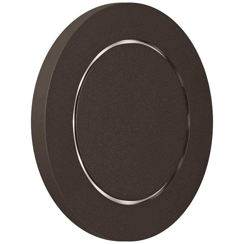 """ET2 Alumilux 7"""" High Bronze LED Outdoor Wall Light"""