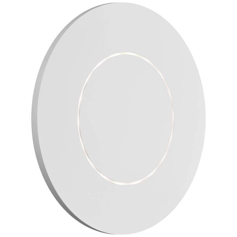 "ET2 Alumilux 11 3/4"" High White LED Outdoor"