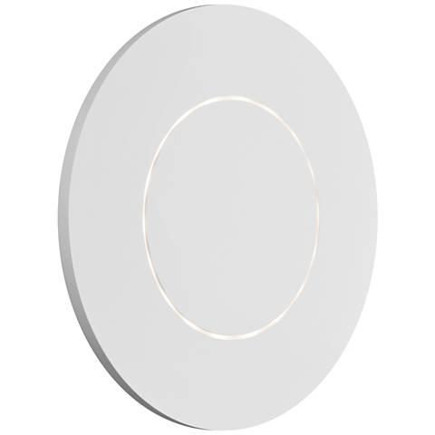 "ET2 Alumilux 11 3/4"" High White LED Outdoor Wall Light"