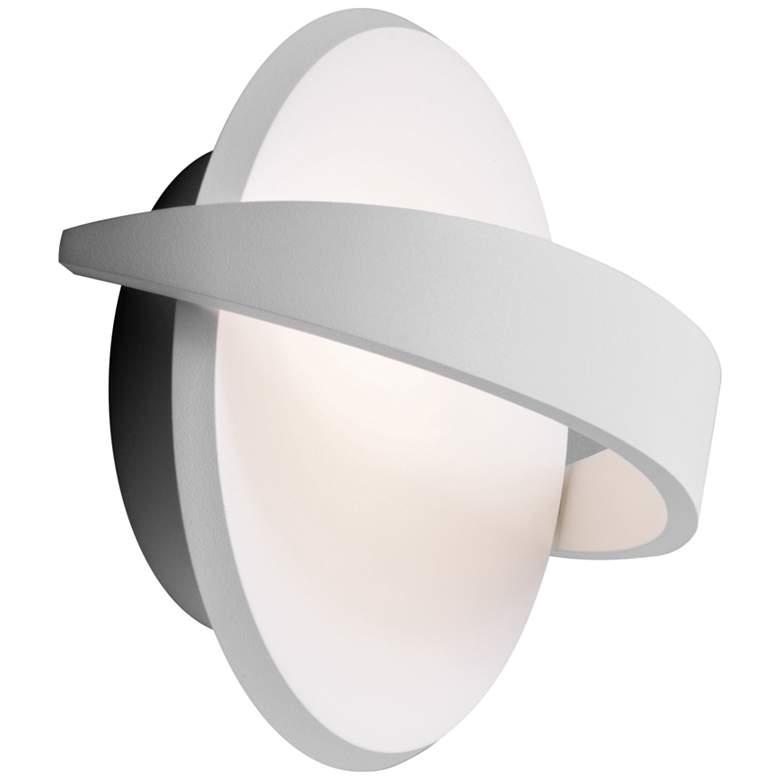 "ET2 Alumilux 7 1/2"" High White LED Outdoor Wall Light"
