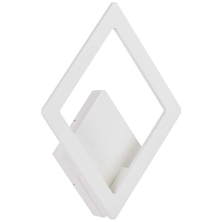 "ET2 Alumilux 14 1/4"" High White LED Outdoor Wall Light"