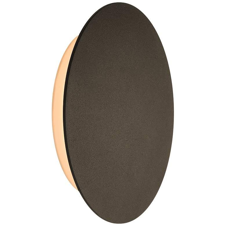 """ET2 Alumilux 6"""" High Bronze LED Outdoor Wall Light"""