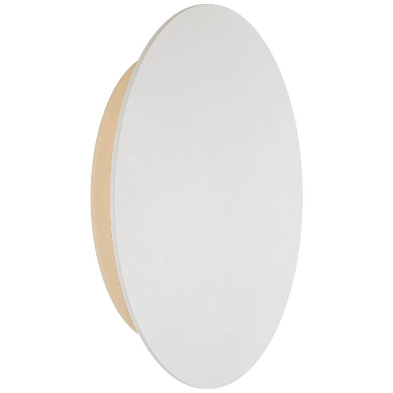 """ET2 Alumilux 6"""" High White LED Dimmable Outdoor Wall Light"""