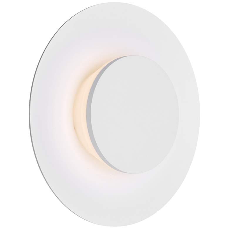 "ET2 Alumilux 9"" High White LED Outdoor Wall Light"