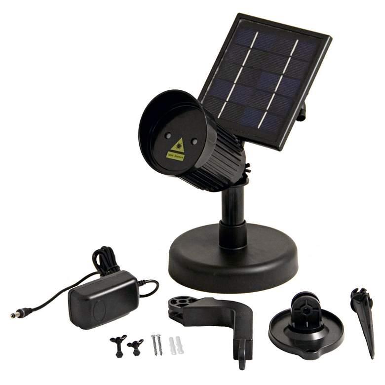 Astro Nova Dusk-to-Dawn Solar Laser Projector