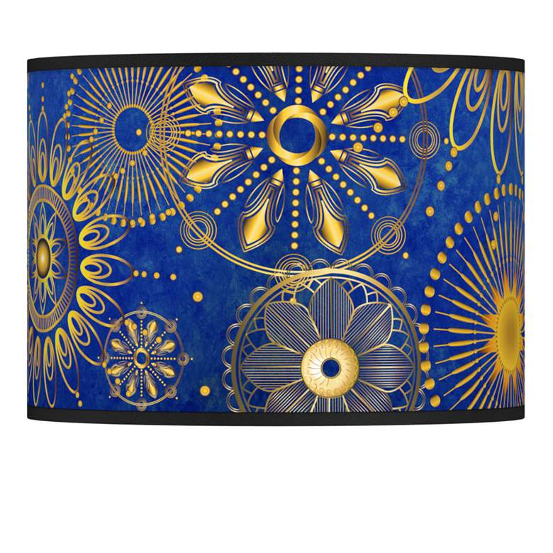 Celestial Giclee Lamp Shade 13.5x13.5x10 (Spider)