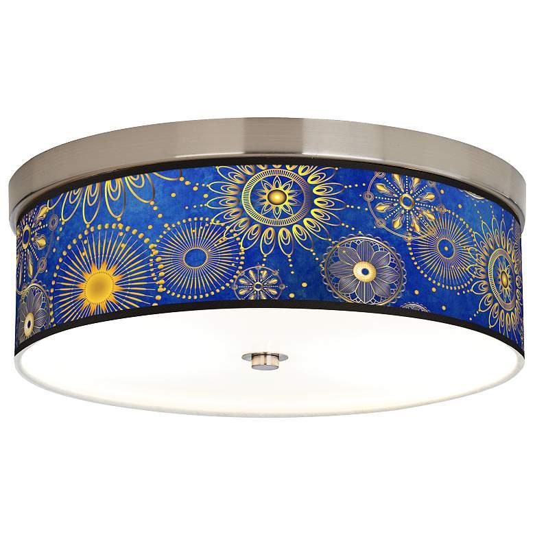 Celestial Giclee Energy Efficient Ceiling Light