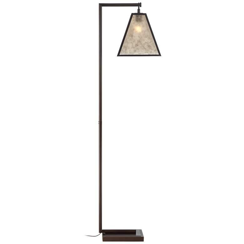 Selena Mica Downbridge Floor Lamp