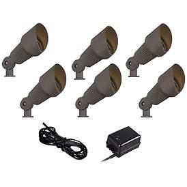 Low Voltage Landscape Lights Led Fixtures Kits Lamps Plus