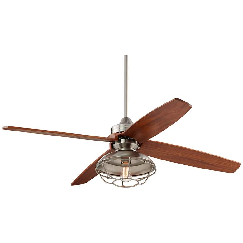 "52"" Insite™ Brushed Nickel  LED Ceiling Fan"
