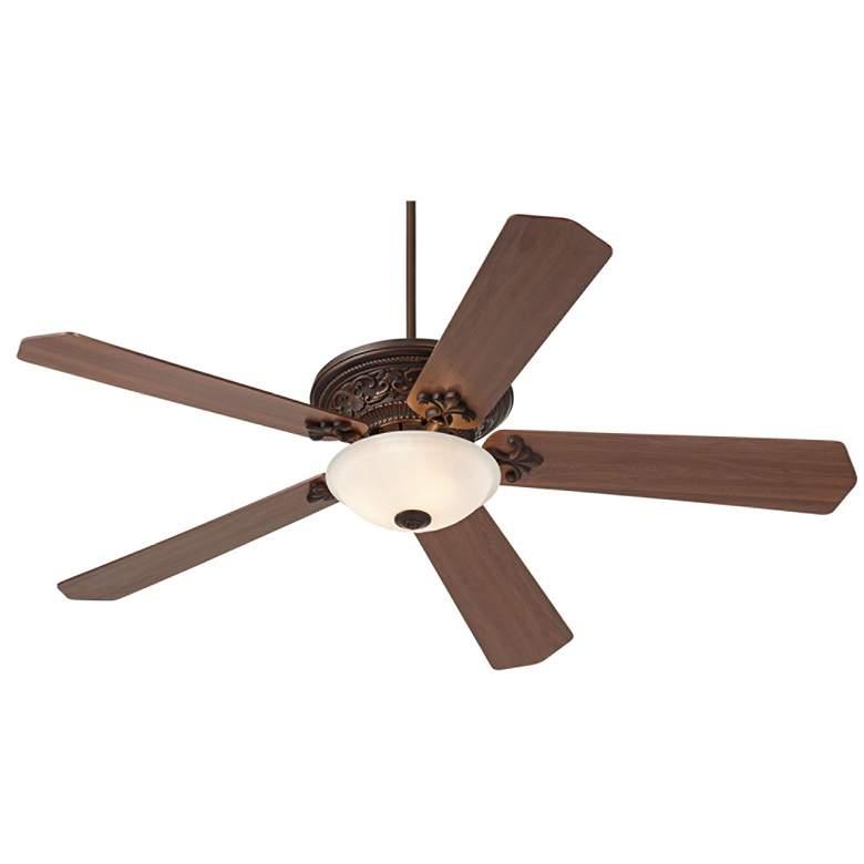 "70"" Vista Del Sol Bronze Ceiling Fan with Light Kit"