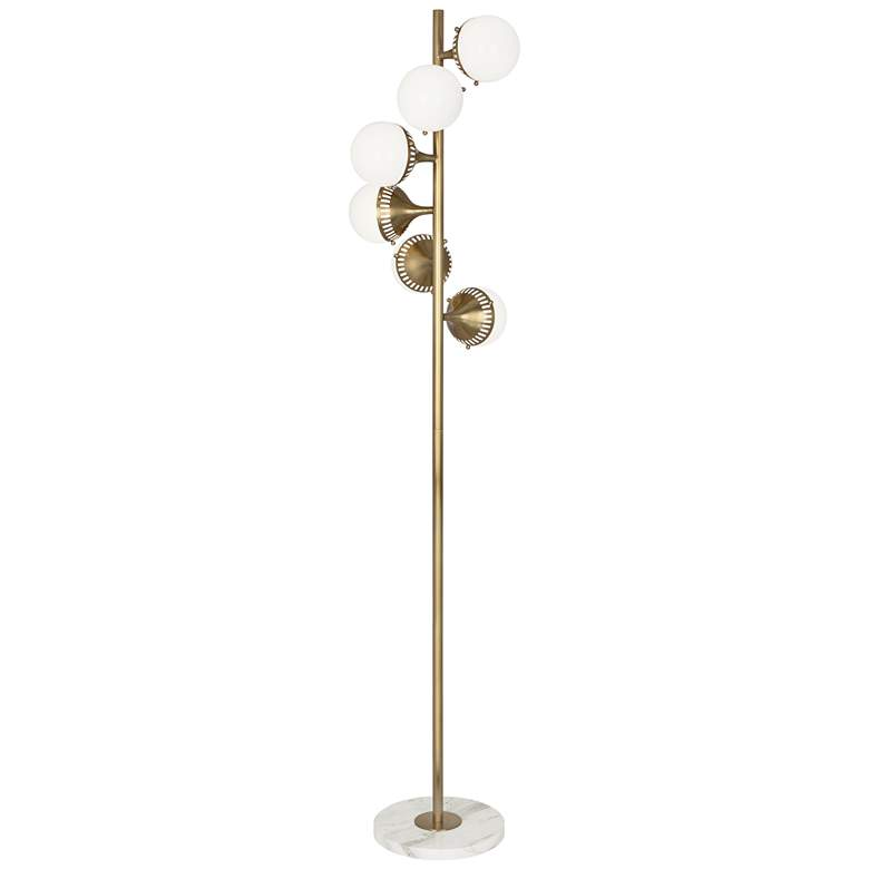 Nova Lighting Escalier 5 Step Floor Lamp T8496 Lamps Plus