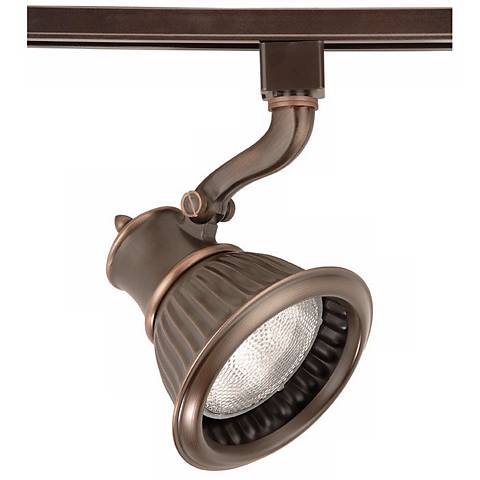 WAC Rialto Bronze PAR30 Track Head for Lightolier Systems