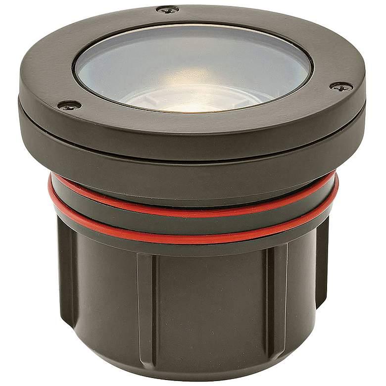 Hinkley Flat Top Bronze 7.5 Watt LED Outdoor