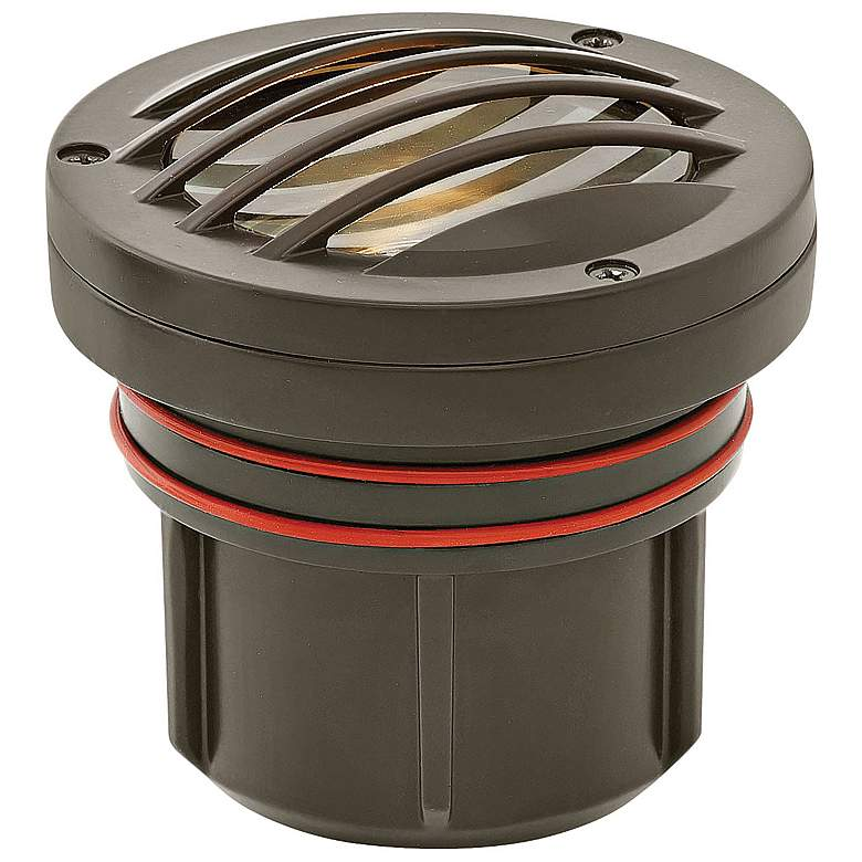 Hinkley Grill Top Bronze 5 Watt LED Outdoor Well Light