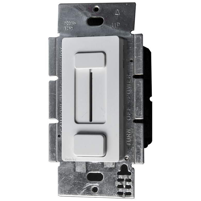 SlimEdge™ SwitchEx 24VDC 100W LED Wall Dimmer/Power Supply