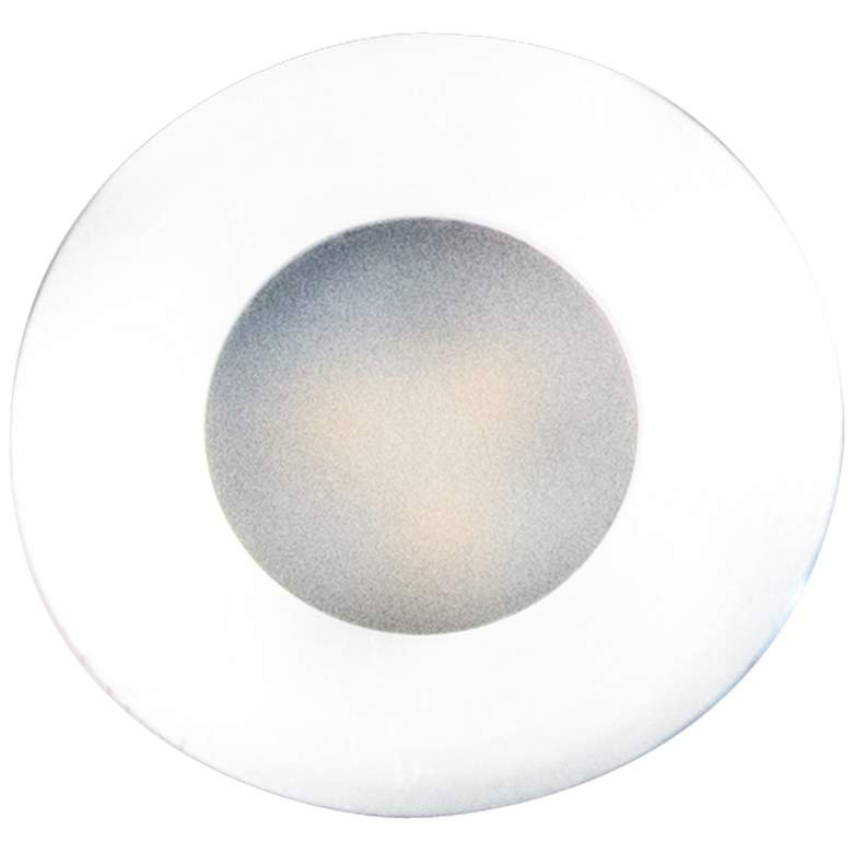 "SlimEdge™ 1.31""W White LED Recess Mount Slim Puck Mini"