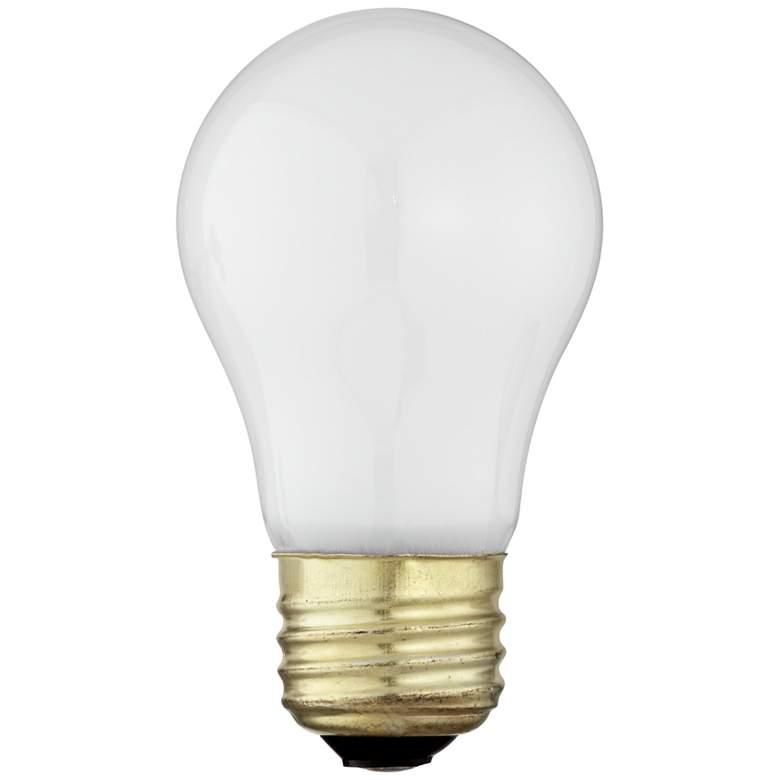 60 Watt A15 Ceiling Fan Vibration Resistant Light Bulb