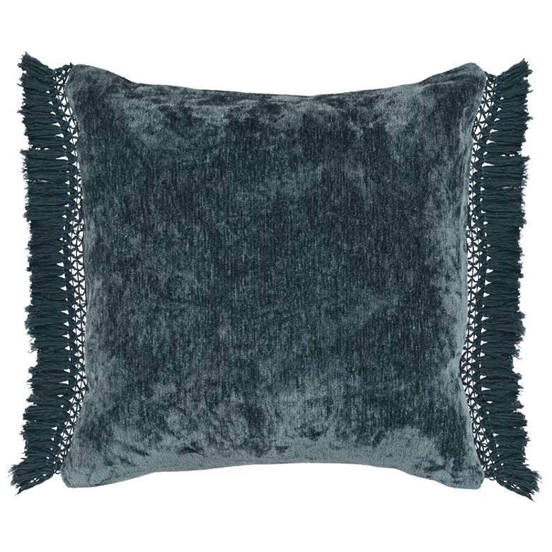 """Melia Juniper Green 20"""" Square Decorative Pillow"""