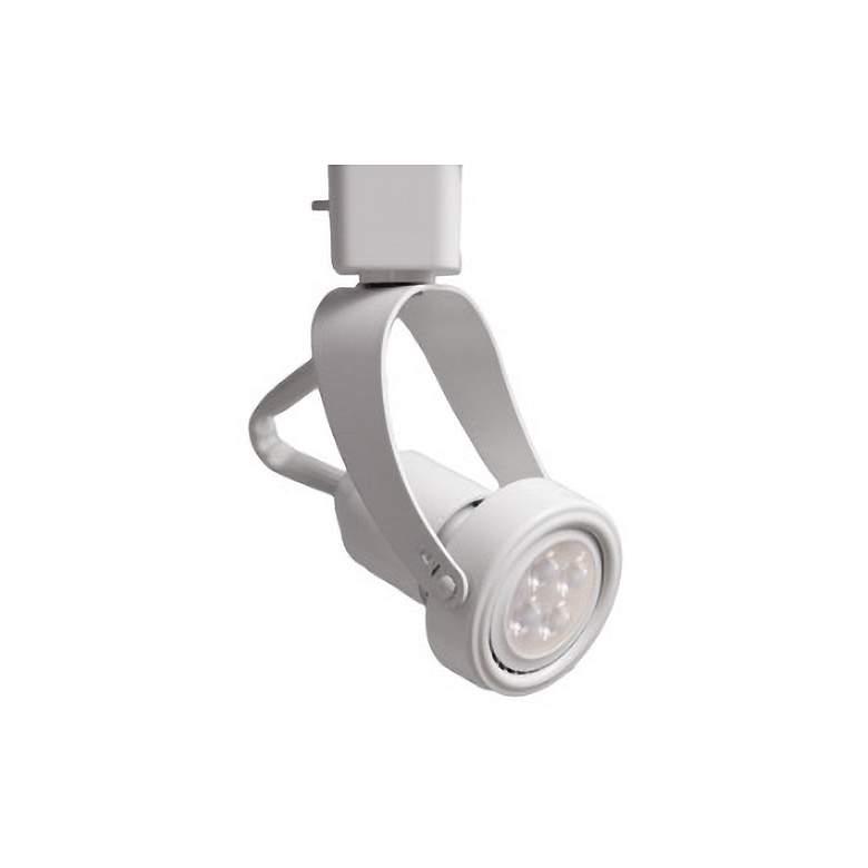 WAC Miniature 104 White MR16 Track Head for L Systems