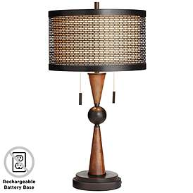 With Outlet Table Lamps Lamps Plus